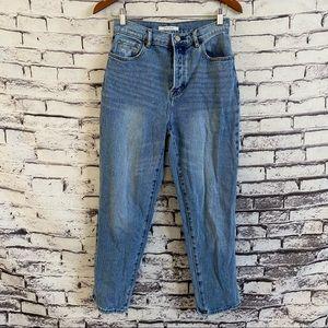 Pacsun High Rise Straight Jean